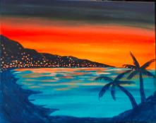 Laguna Nights (Blacklight)