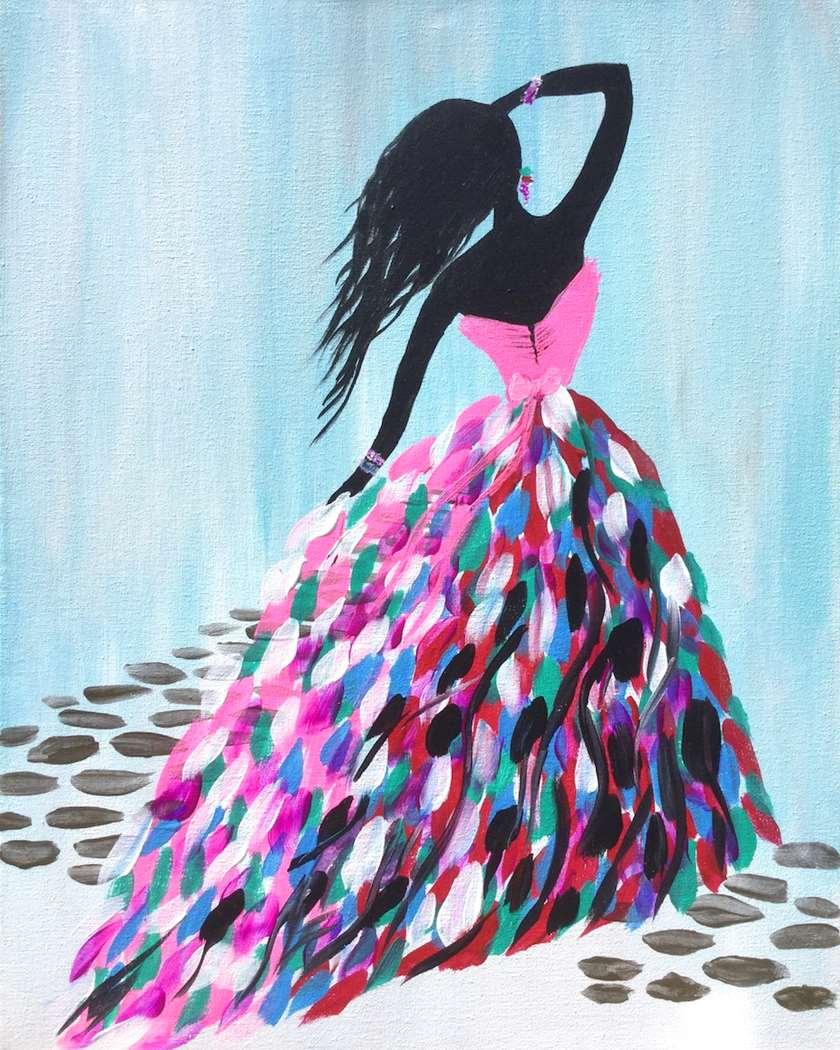 A Fabulous Dress