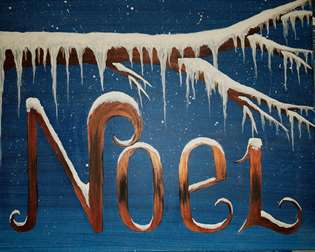 A Frosty Noel