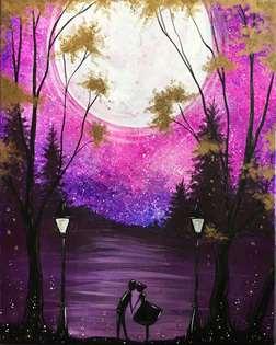 A Kiss Under the Stars