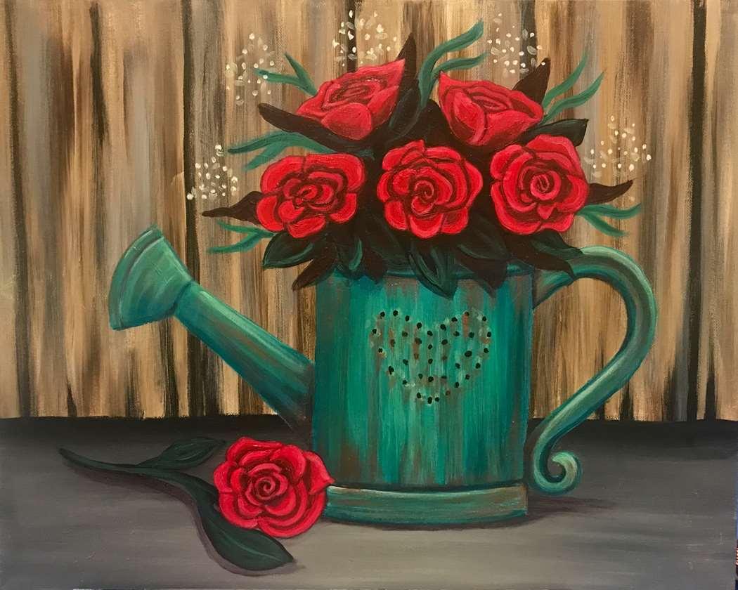 A Love Blossoms