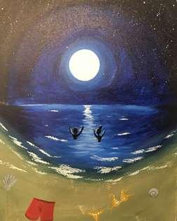 A Midnight Dip