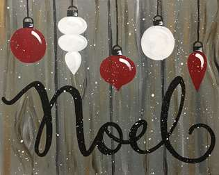 A Rustic Noel