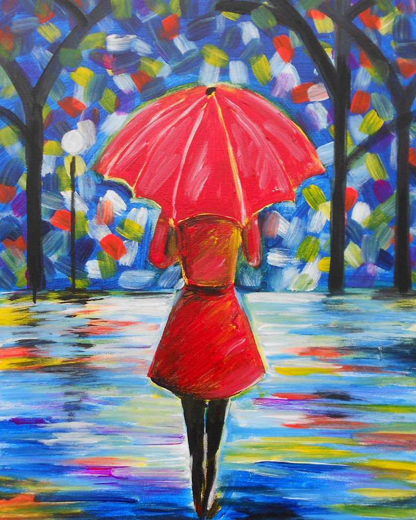 A Walk in the Rain