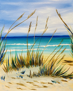 A Walk on the Beach