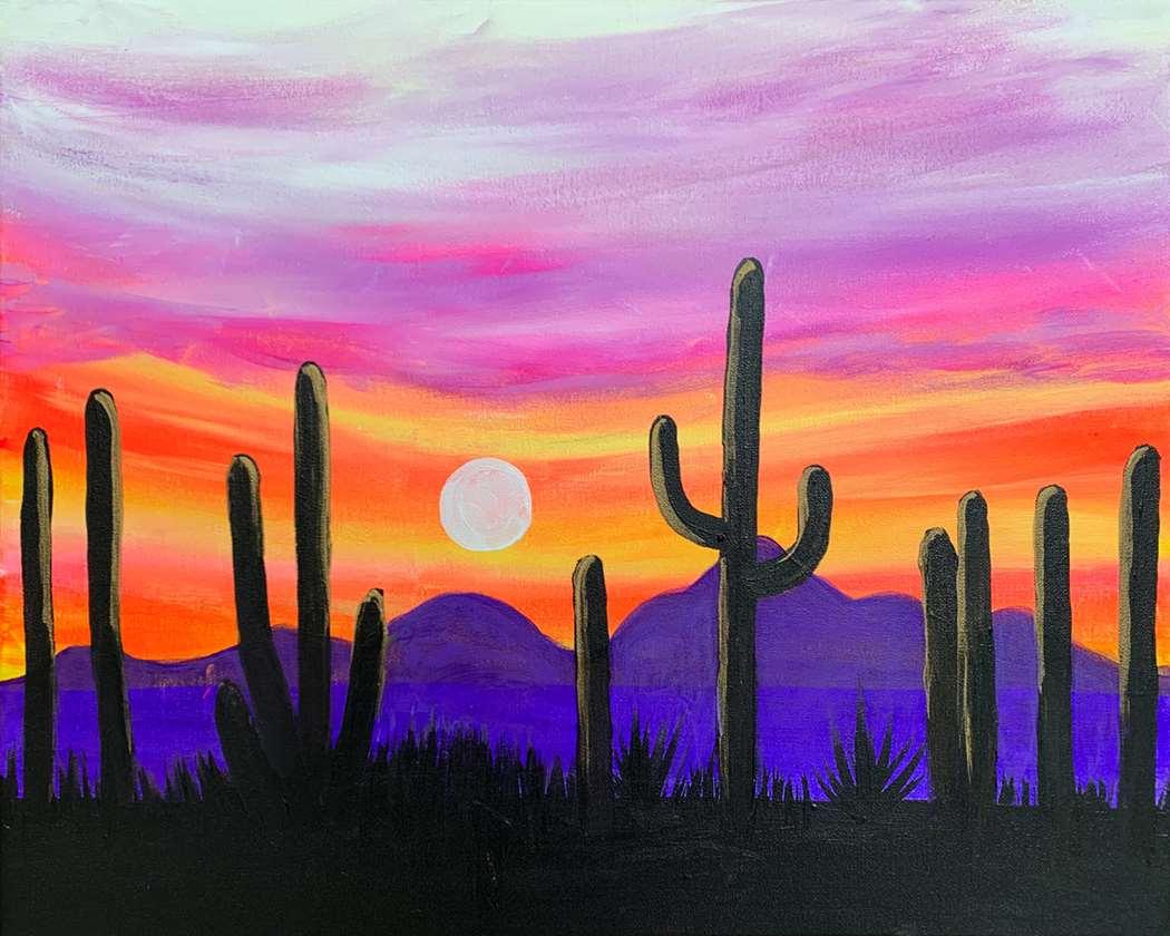Southwestern Sunset
