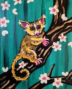 Adorable Mouse Lemur
