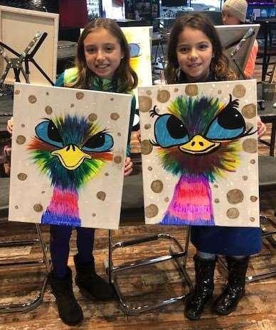 "Kid's ""After School Drop-in Art Club"""
