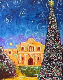 Alamo Christmas