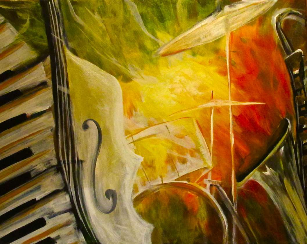 IN STUDIO CLASS: ALL ABOUT THAT JAZZ - LIMITED SEATING