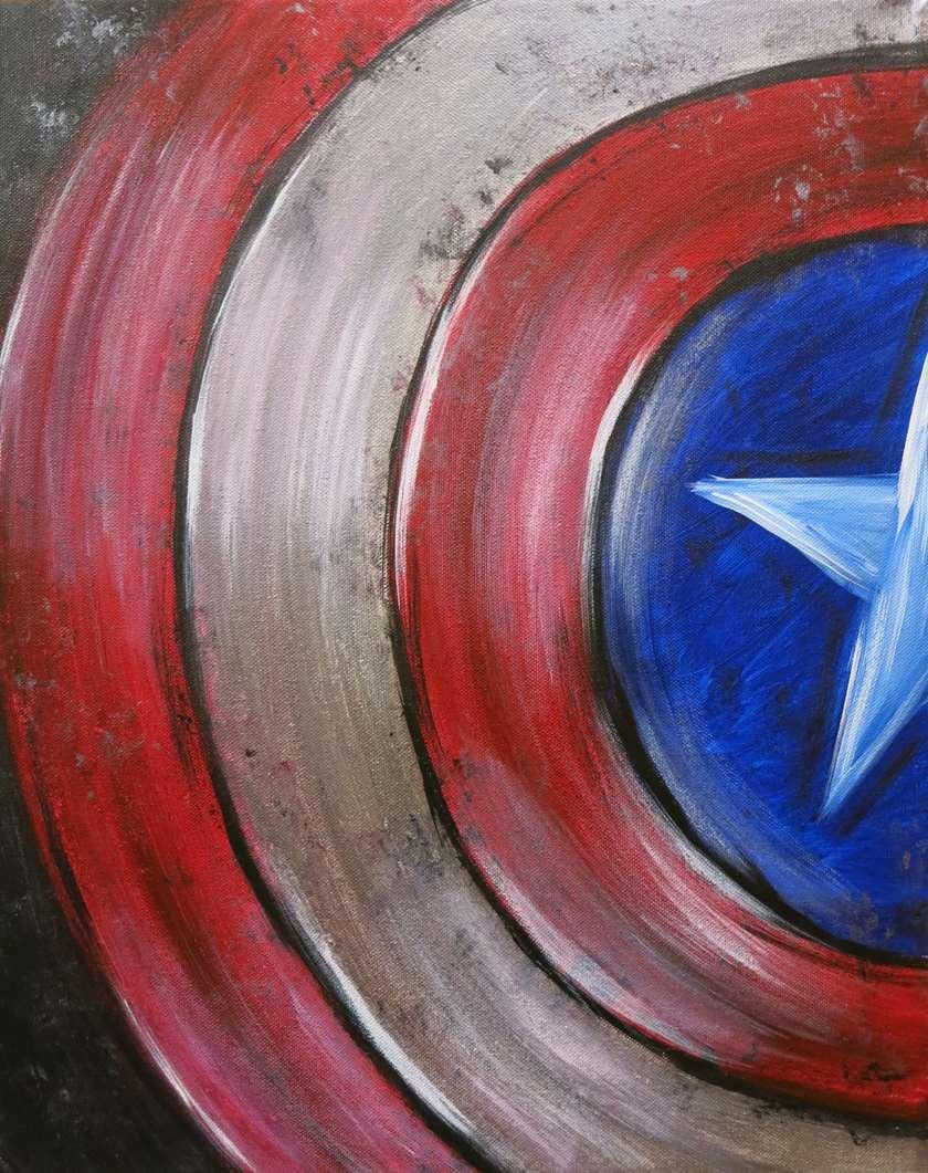 All American Shield