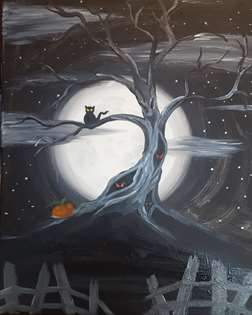 All Hallow's Tree