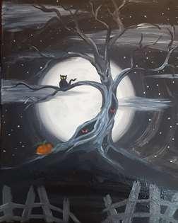 All Hallow's Tree