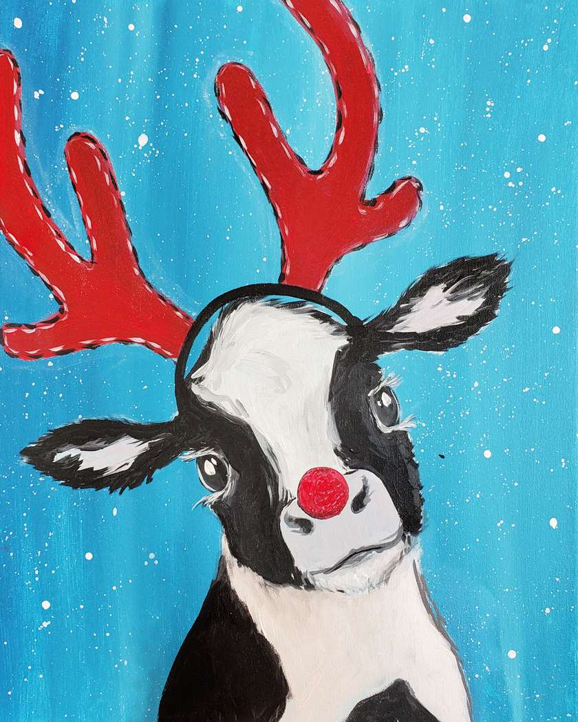 All I Want for Christmas is Moo -  Live Virtual Event or Watch Recording Later