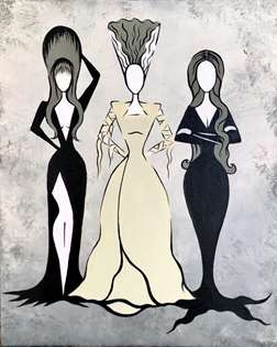 All the Spooky Ladies
