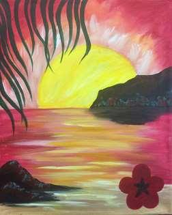 Aloha Sunset