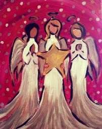 Angels of Good Tidings!