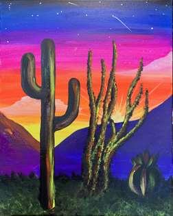 Electric Cactus