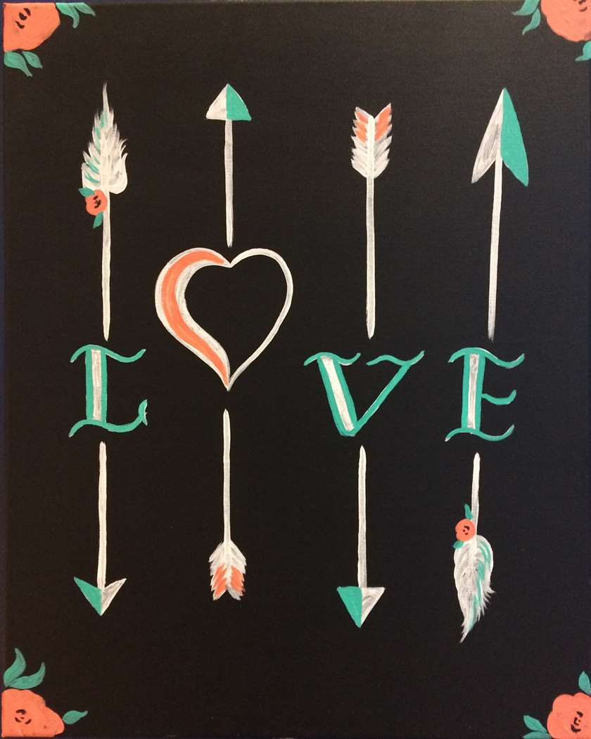 Arrows of Love