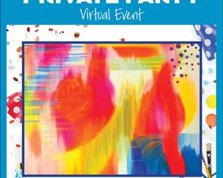 Artfully Abstract - Virtual