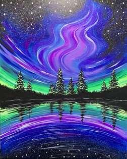 Aurora Galaxy