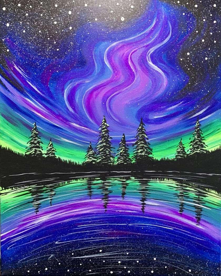 """aurora galaxy"""