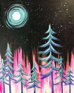 Aurora Night Lights