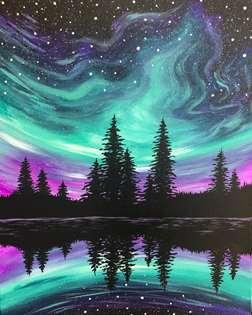 Aurora Reflections
