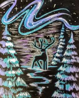Aurora's Magical Glow