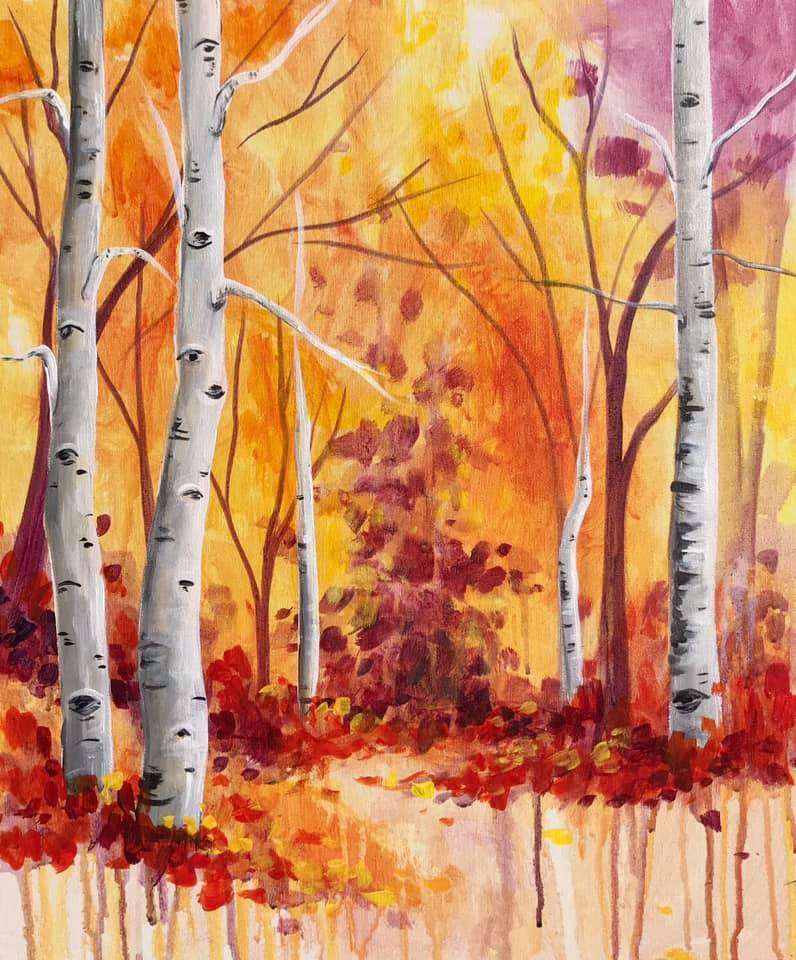 Tuesday Night, Paint Night! $31!