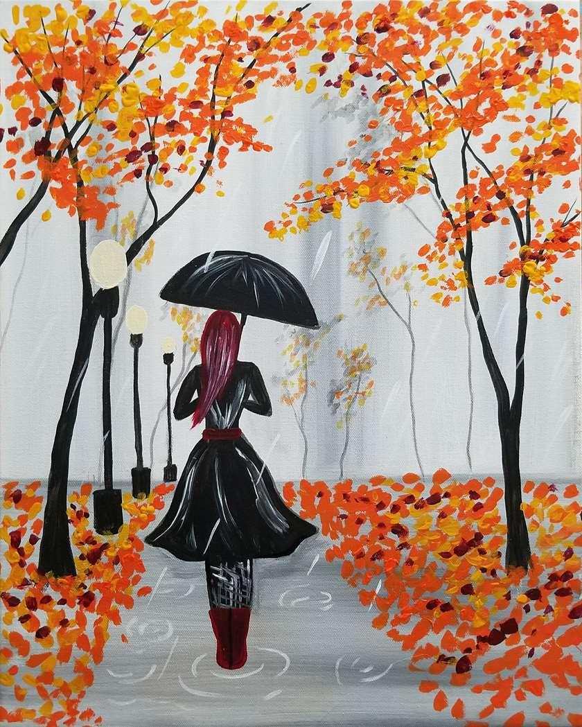 Autumn Drizzle