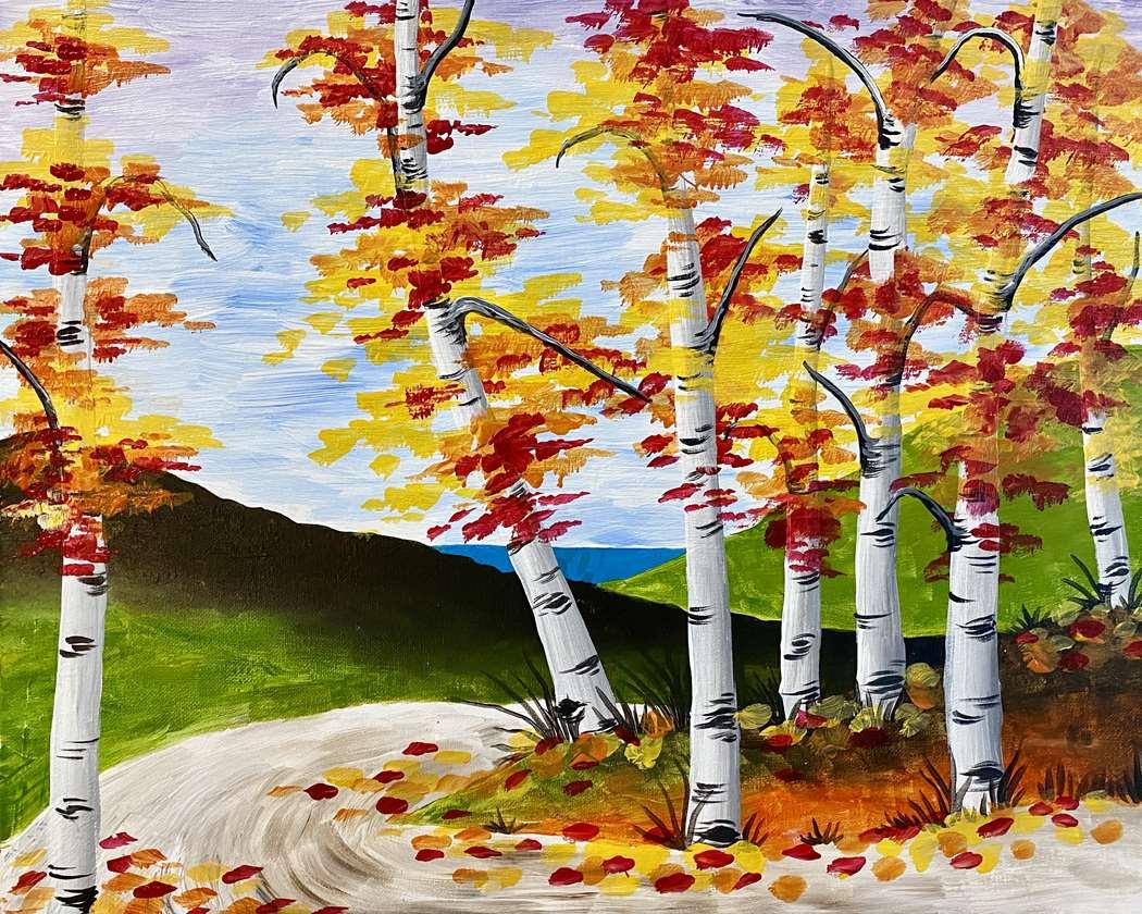 Autumn Escape