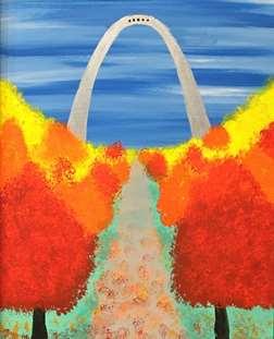 Autumn In St Louis