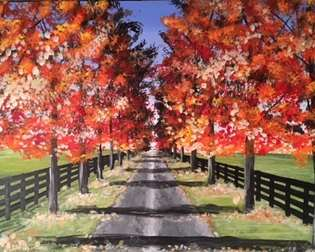 Autumn in the Bluegrass