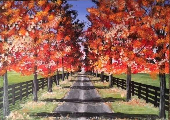 Autumn in the Bluegrass