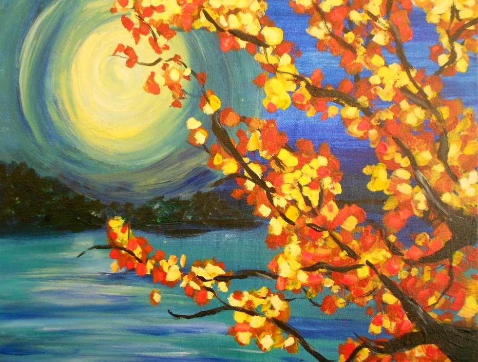 Autumn Moon