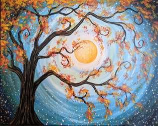 Autumn Moonlight Delight