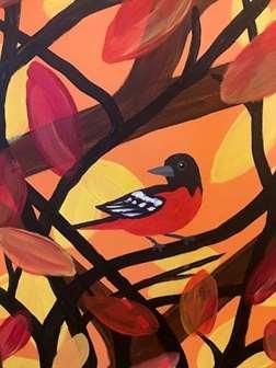 Autumn Oriole