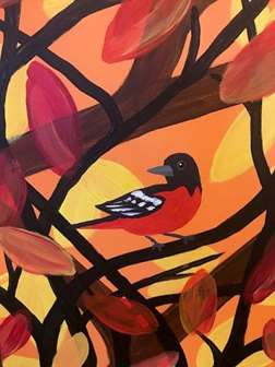 Autumn Oriole