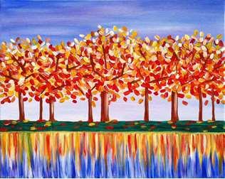 Autumn's Morning Light