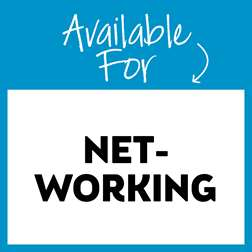 Available for Networking!