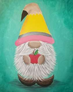 Back to School Gnome