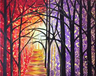 Backwoods Glow