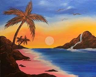 Bahama Beach Sunrise