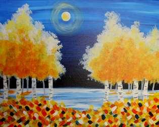 Baltic Birches