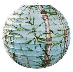 Bamboo Forest Paper Lantern
