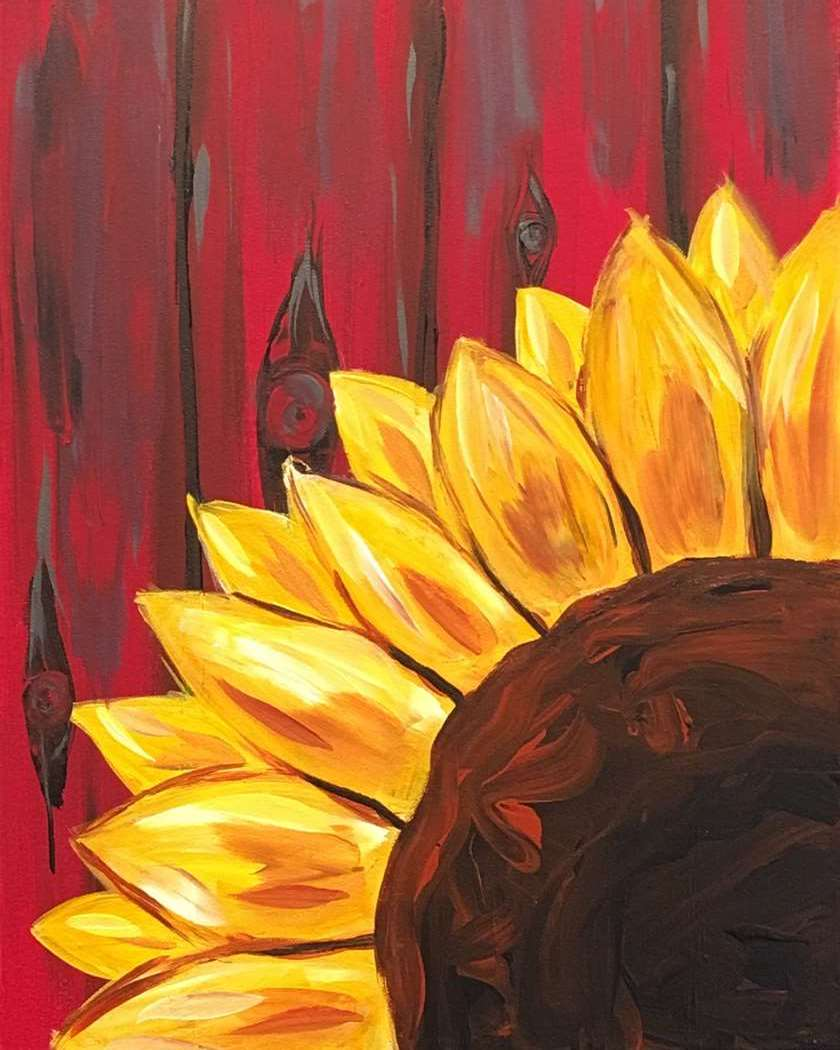 IN-STUDIO EVENT --  LIMITED SEATING BARNSIDE BLOSSOM