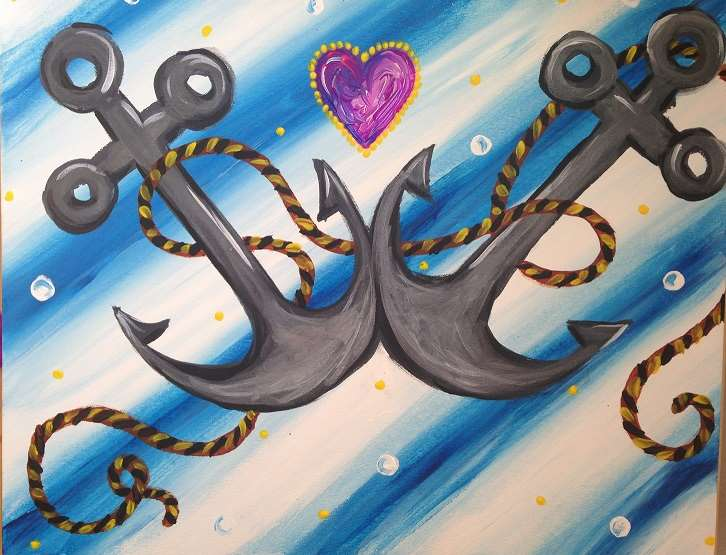 Be My Anchor