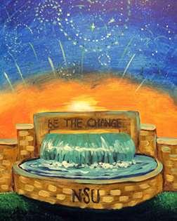 Be The Change - NSU Custom