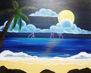 Beach Storm